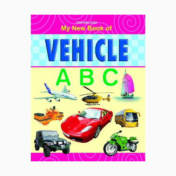 My New Book Of Vehicle Abc B430225 large 1