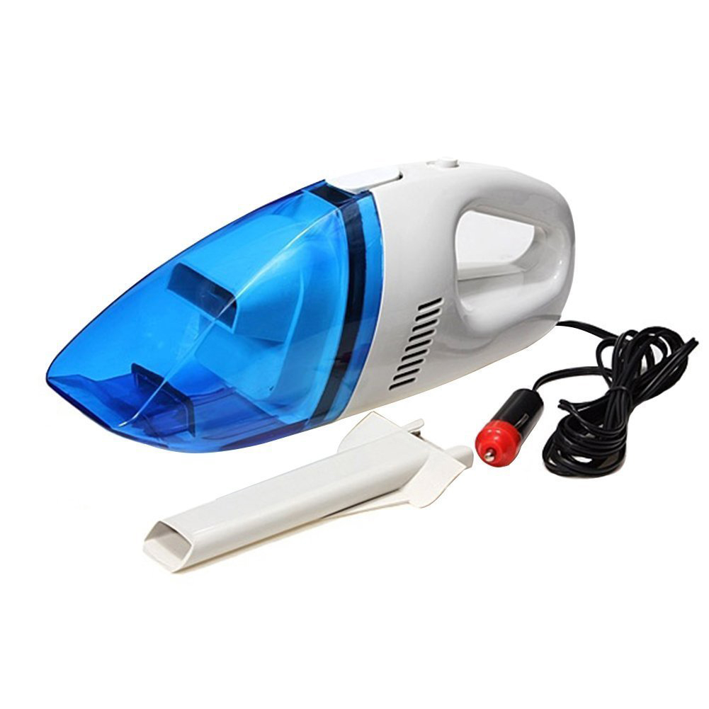 High-Power Portable Vacuum Cleaner w/ Car Adapter large 1