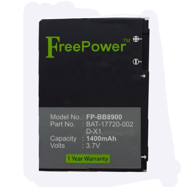 Blackberry 9500 STORM Battery