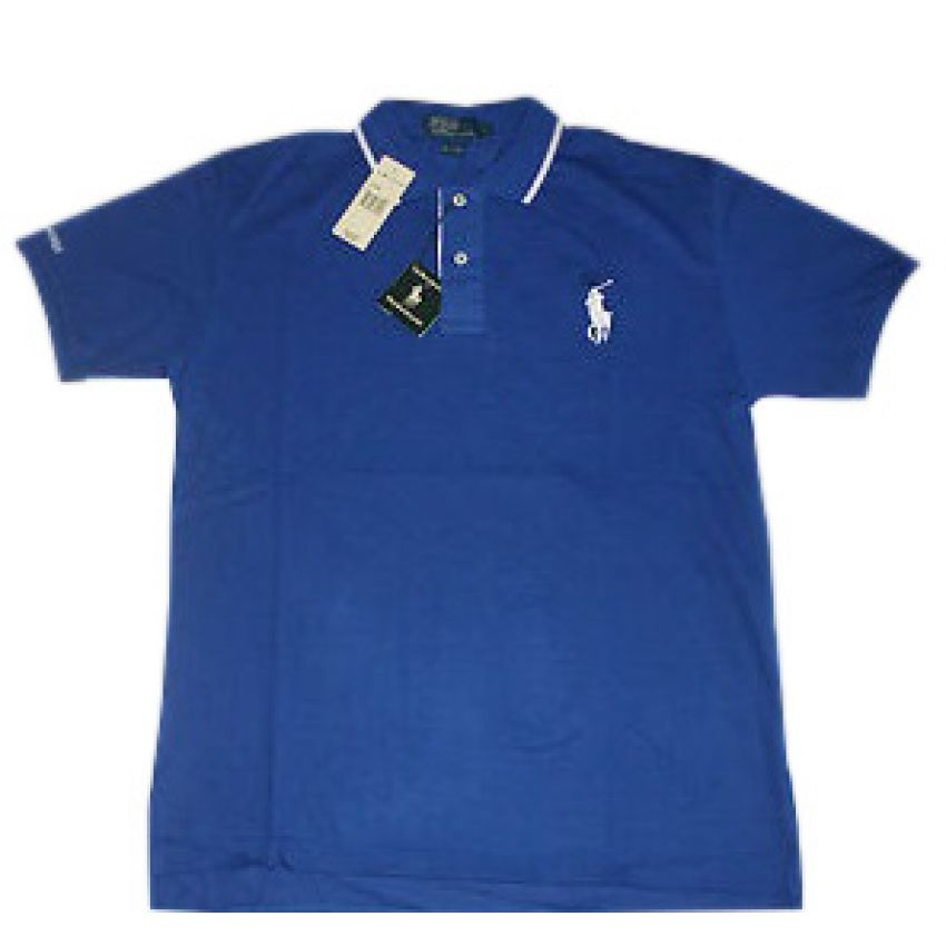 Mens Golf Royall Blue T Shirt