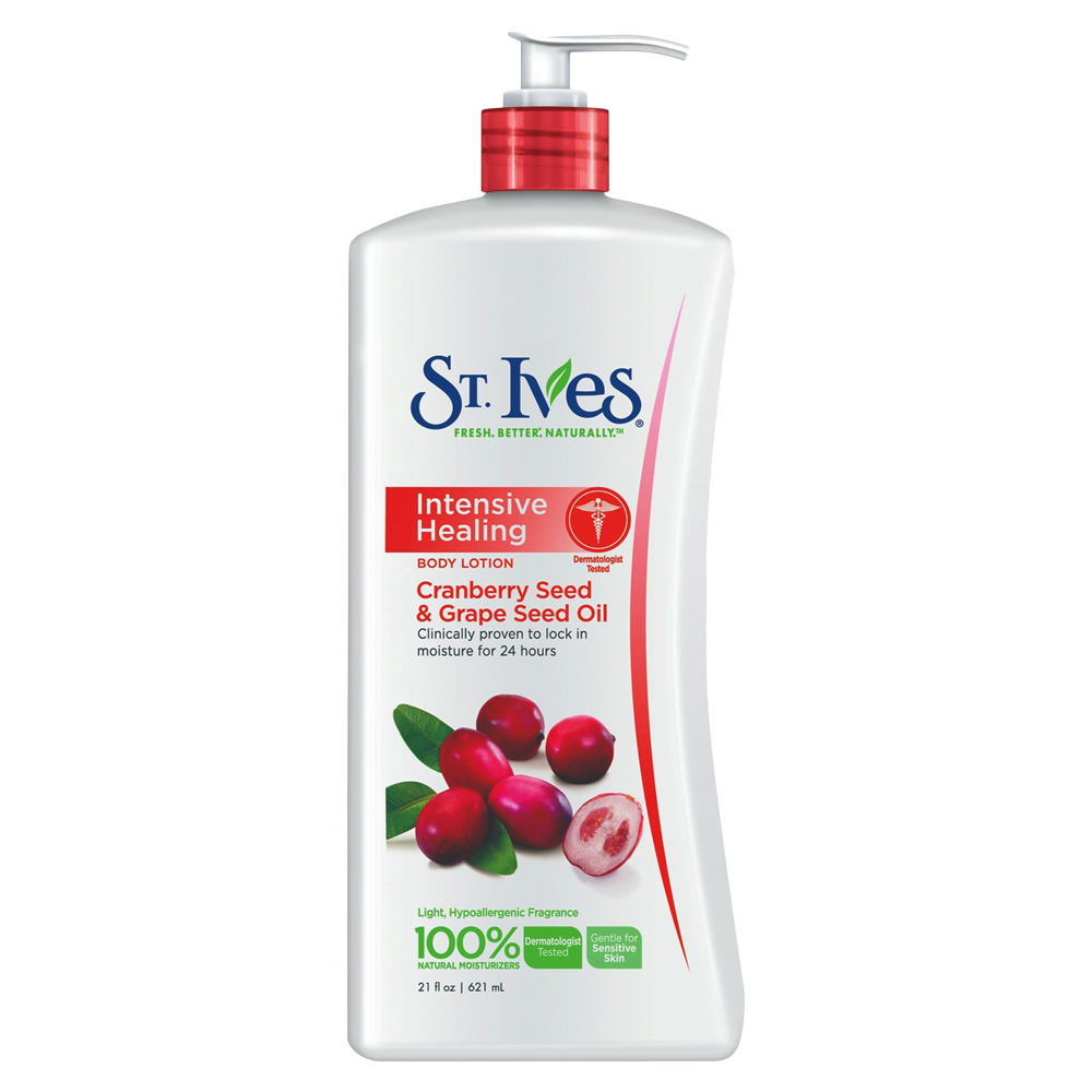 St. Ives Intensive Healing Body Lotion 621ml large 1