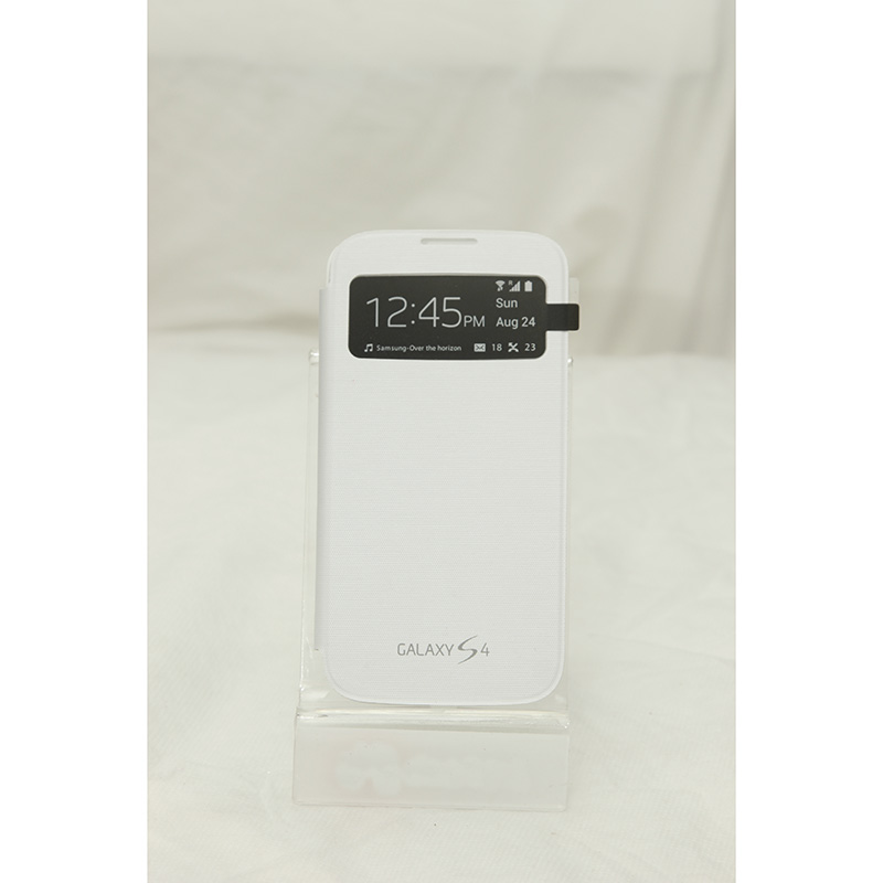 Samsung Galaxy S4 View White Flip Cover HEF CI950B