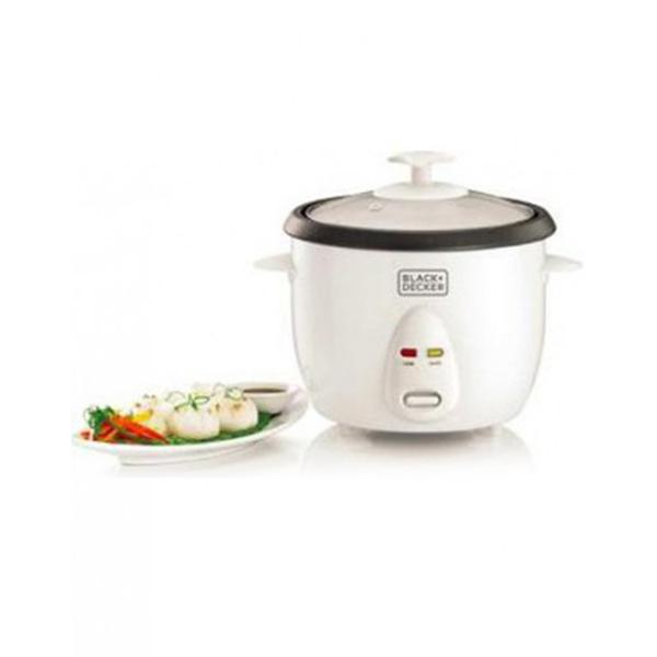 Black & Decker 1.0 L Non-Stick Rice Cooker RC1050