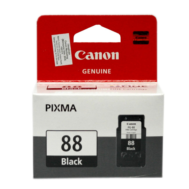 Canon 88 Black Ink Cartridge PG-88 20000486 large 1