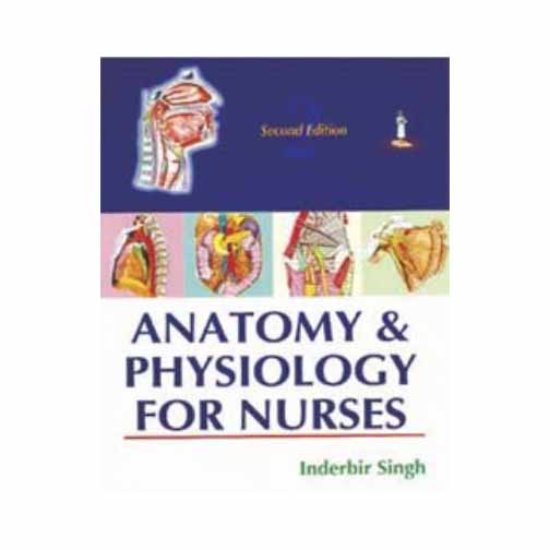 Anatomy and Physiology for Nurses 2E A121513 large 1