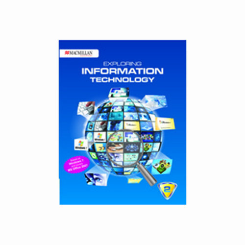 Exploring Information Technology-2 Windows 7 Edition B100532 large 1