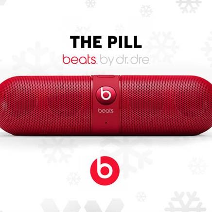 Beats PILL Speaker - Bleutooth