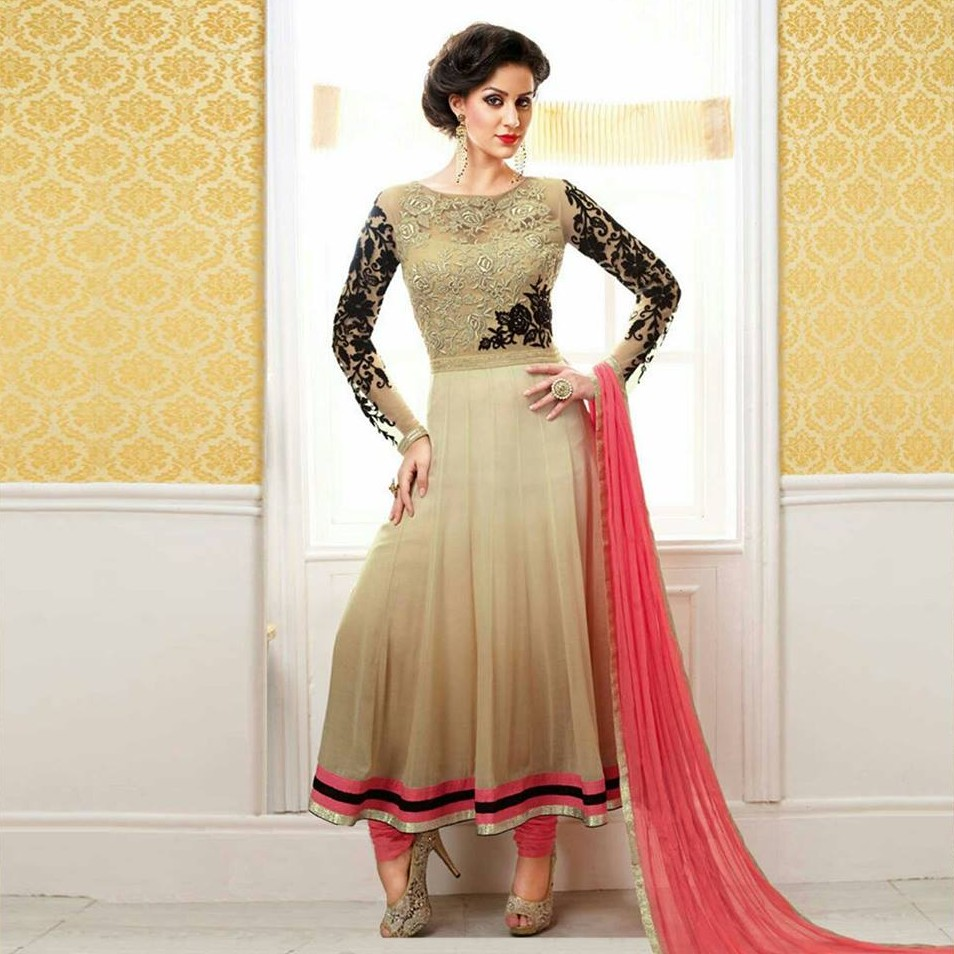 Bollywood Designer Salwar Shd001 large 1