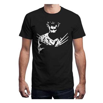 Wolverine Unisex Black