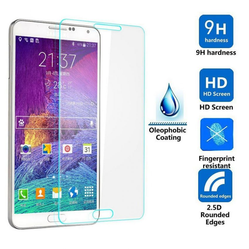 Samsung Galaxy A3 Tempered Glass large 1