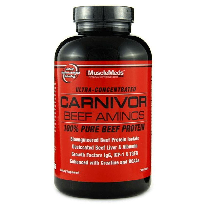 Carnivor beef amino supplement large 1