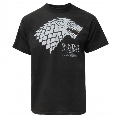 Game of Thrones Stark T Shirt large 1