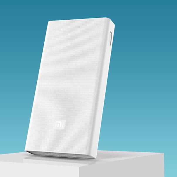 Original Xiaomi Mi 20000mAh Mobile Power Bank Quick Charging large 3