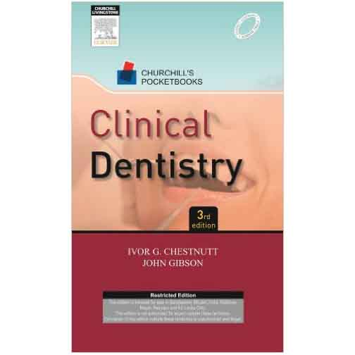 Churchill's Pocketbooks Clinical Dentistry 3E A020673 large 1