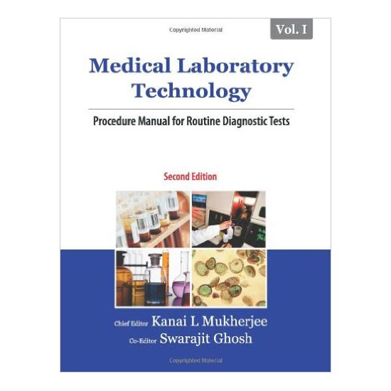 Medical Laboratory Technology Volume 1 A090191 large 1