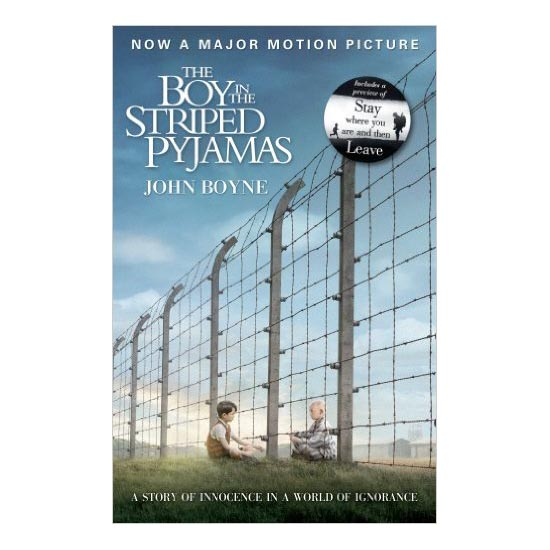 The Boy in the Striped Pyjamas J300112 large 1