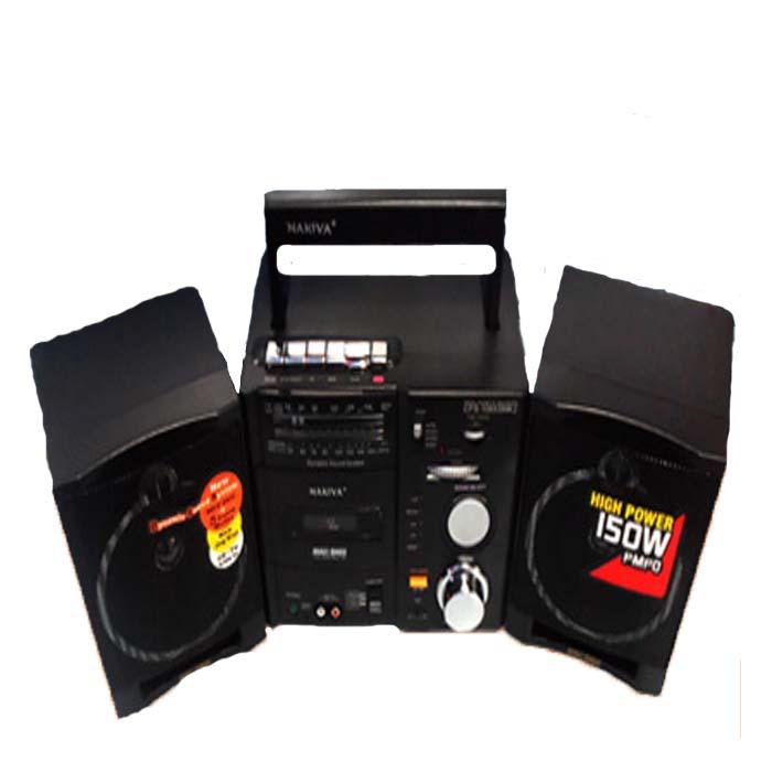 Nakiva Radio Cassette Recorder