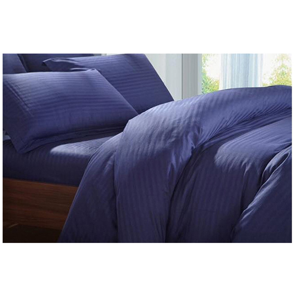 Blue Violet Self Stripe large 1