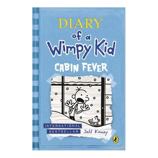 Diary of a Wimpy Kid Cabin Fever D490470 large 1