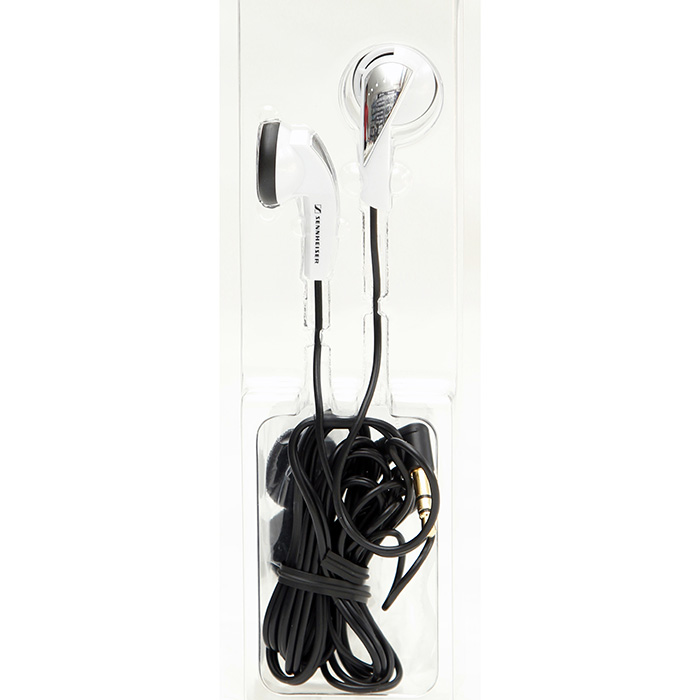 Sennheiser White Head Phones A2090 large 1