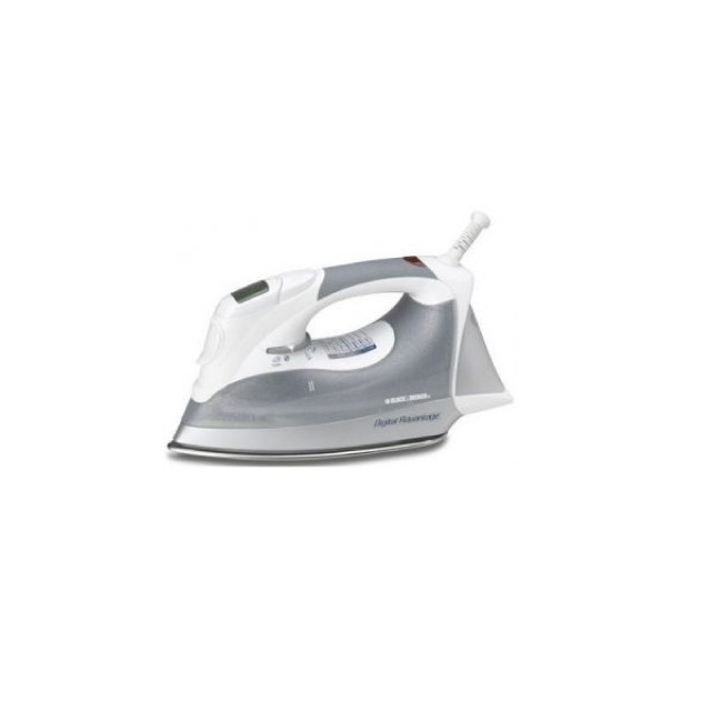 Black and Decker 2200W Steam Iron X2000 B5 large 1