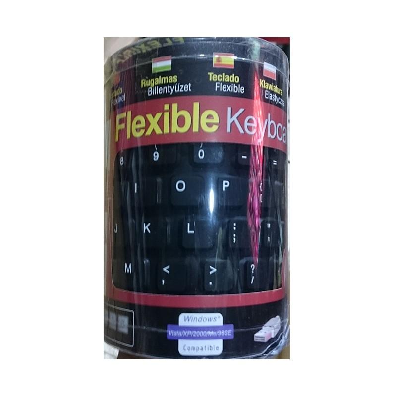FLEXIBLE Flexkey Keyboard