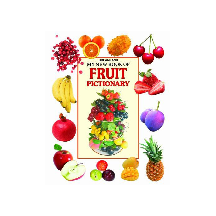 My New Book Of Fruit Pictionary B430147 large 1