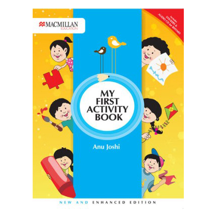 My First Activity Book 3E with CD B100514 large 1