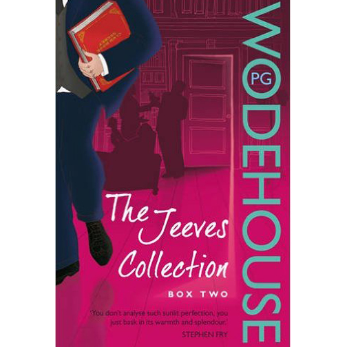 The Jeeves Collection Box2 Pack Of 7 Books J280149 large 1