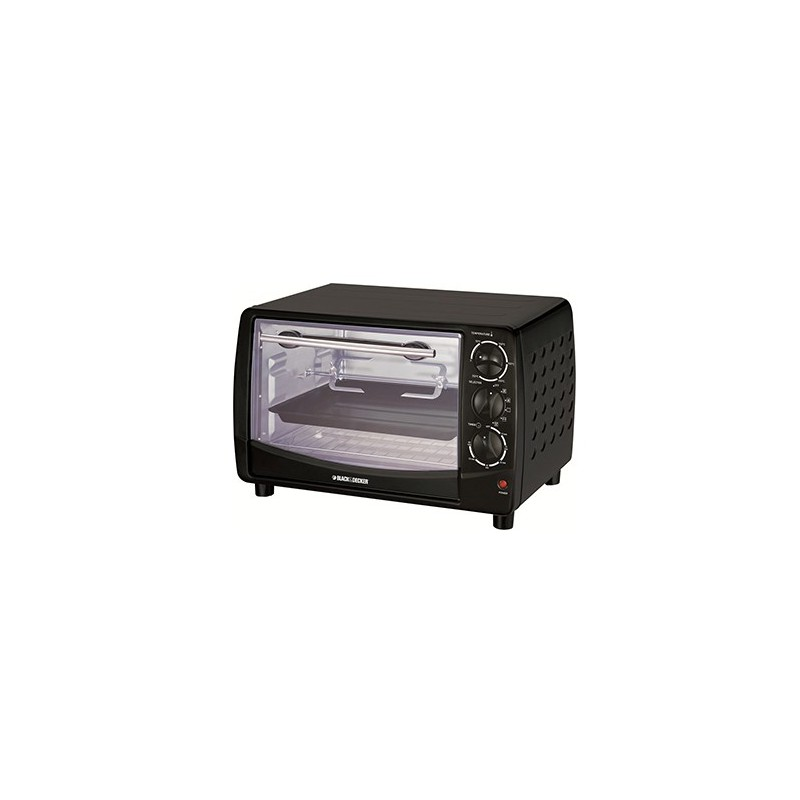 Black & Decker 28 L Toaster Oven TRO50 large 1