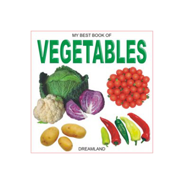 My Best Book Of Vegetables B430275 large 1
