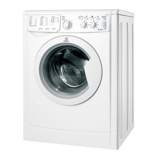 INDESIT Washing Machine IWDC 6105 EU