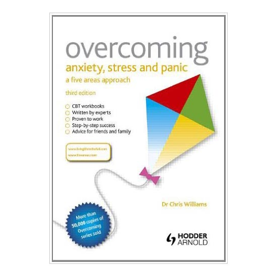 Overcoming Anxiety Stress and Panic A Five Areas Approach 3rd Edition A300067 large 1