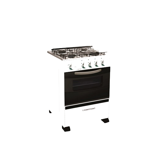 Westpoint 4 Burner Gas Cooker WCJH5540