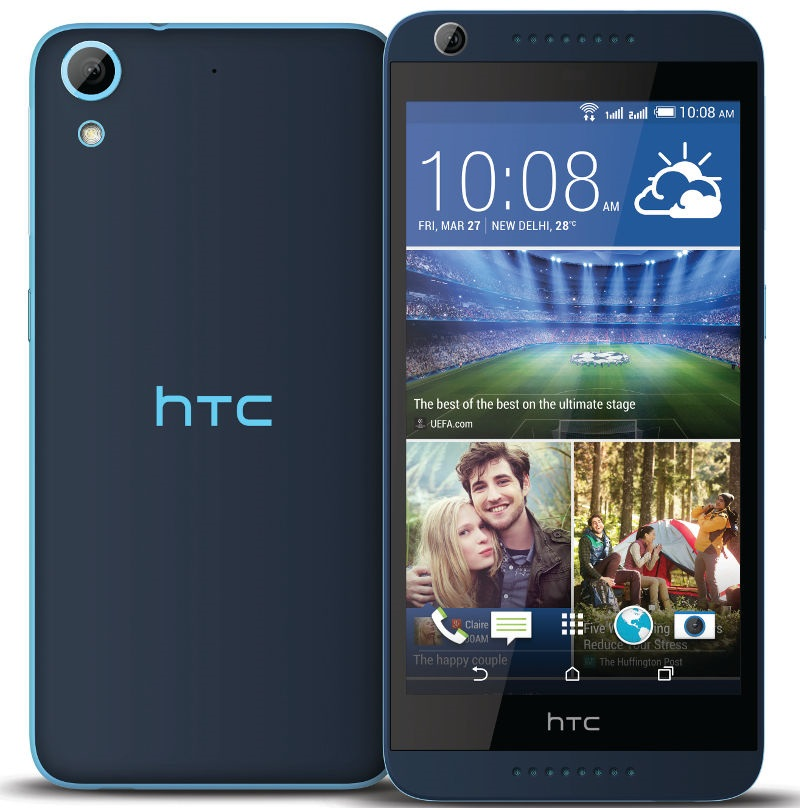 HTC Desire 626 Dual large 1