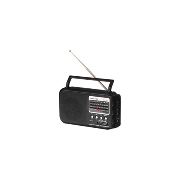 Innovex portable radio ifr 001
