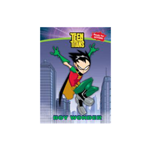 Teen Titans-Boy Wonder Ready For Action D660295 large 1