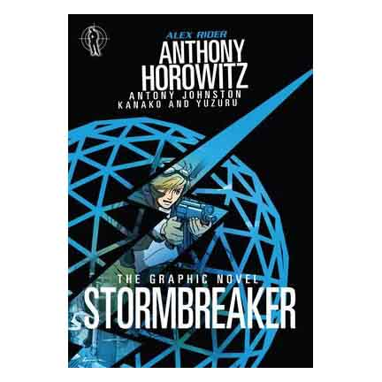Stormbreaker The Graphic Novel J340025 large 1