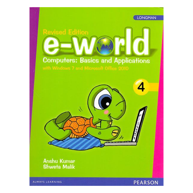 E-World-4 Revised Edition Computers Basics And Applications B060615 large 1