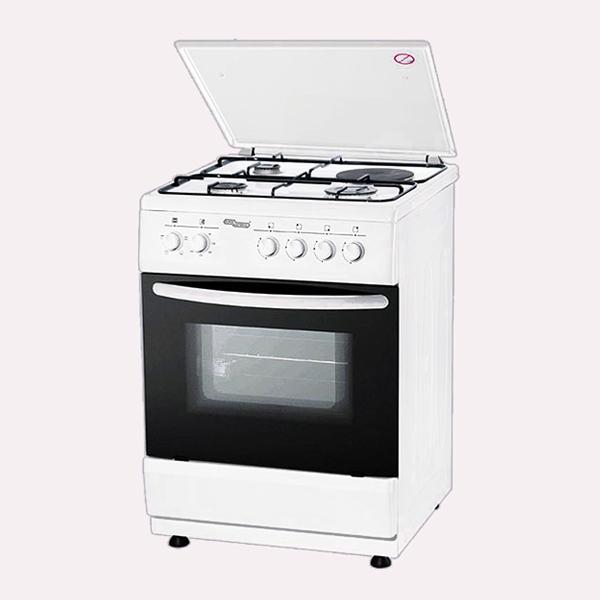 Super General 4 Burner Gas Cooker SGC5314BSFR