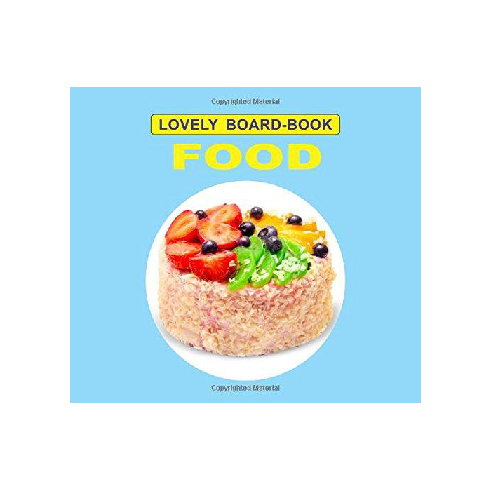 Lovely Board Book-Foods B430267 large 1