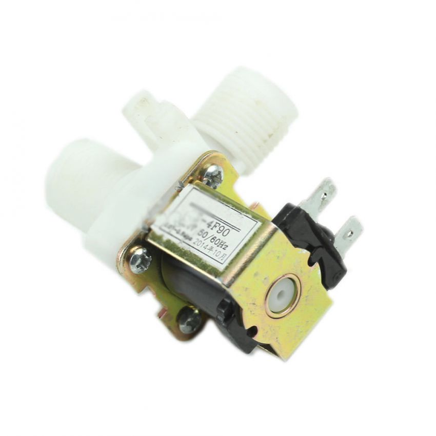 Electric Solenoid Valve Magnetic DC large 4