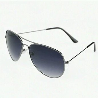 Hot New Unisex Retro Vintage Mirrored Lens Sunglasses large 2