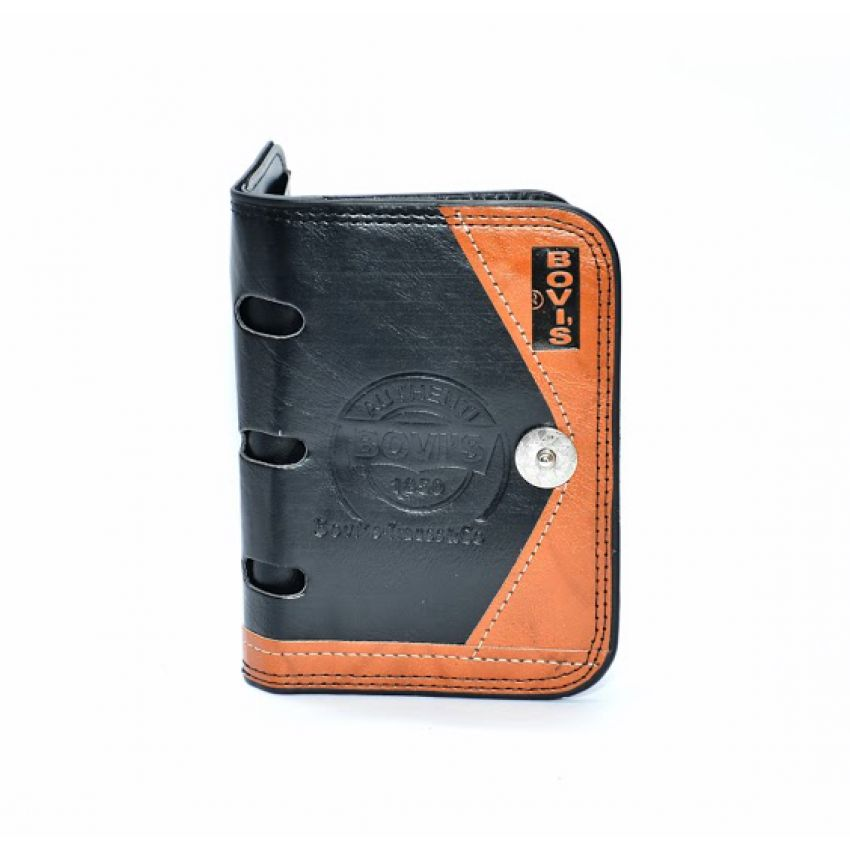 Leather 4005 Casual Wallet large 1