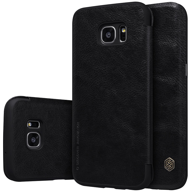 Nillkin QIN Leather Case s7 edge large 2