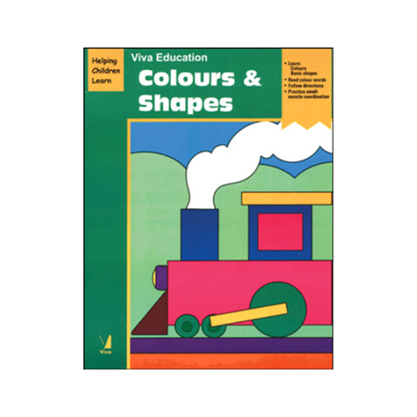 Viva Education-Colours & Shapes B570121 large 1
