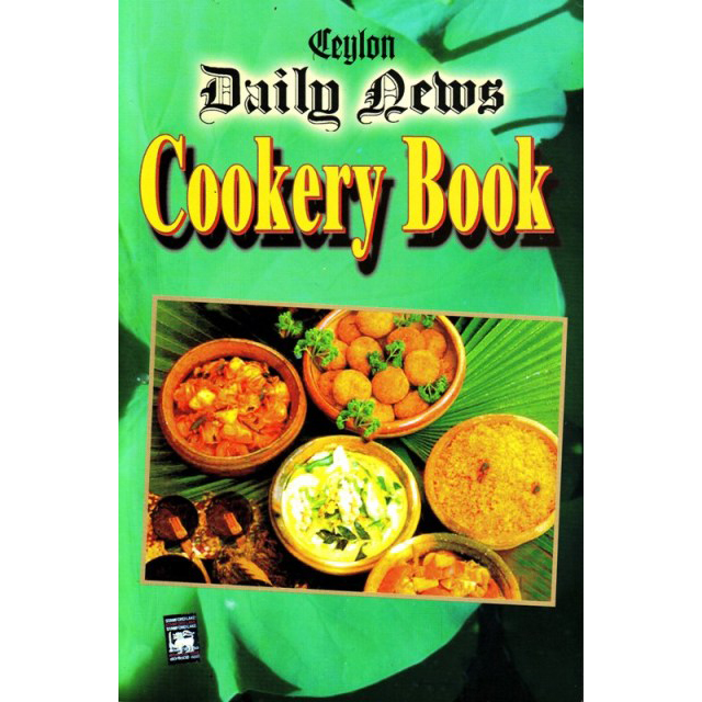 Ceylon Daily News Cookery Book SC large 1