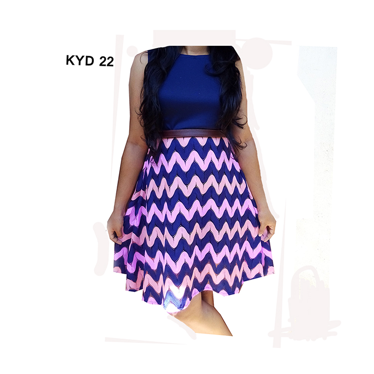 Women's Candy Dress KYD22 large 1