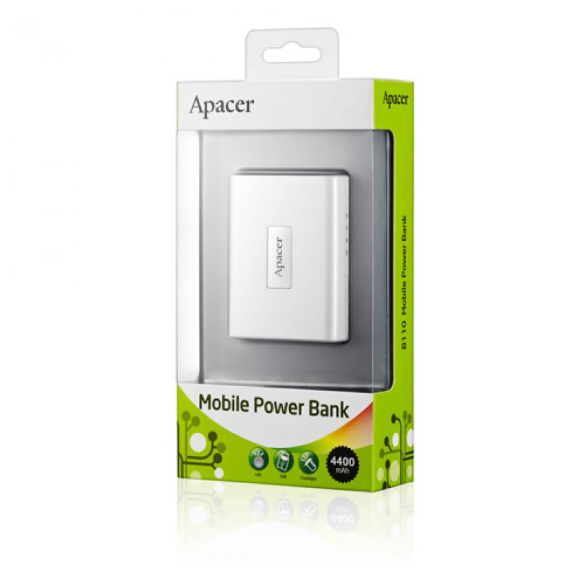 Apacer Mobile Power Bank 4400Mah