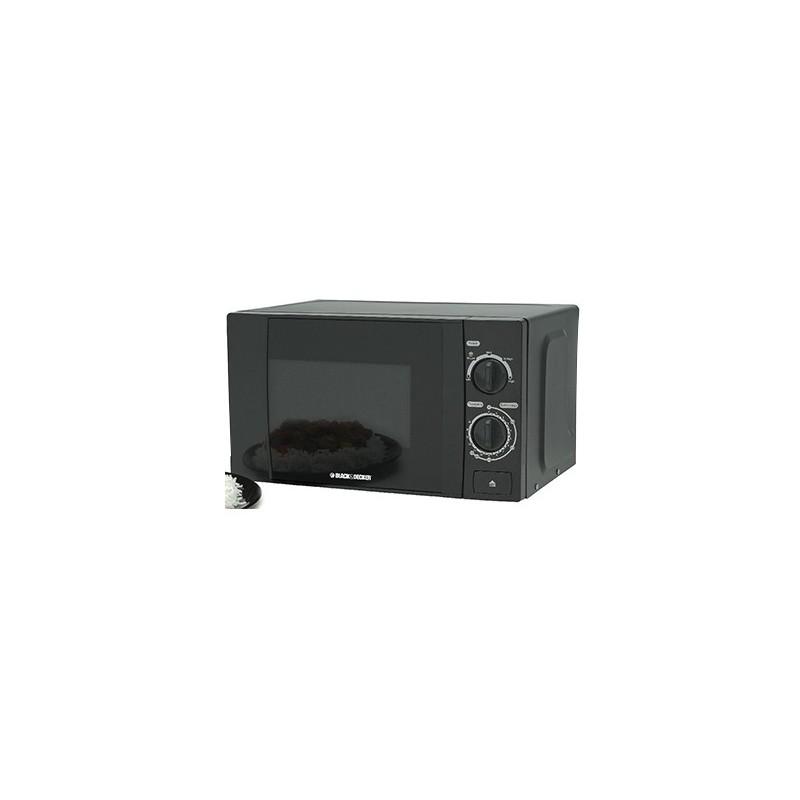 Black & Decker 20L Microwave Oven MZ2000P
